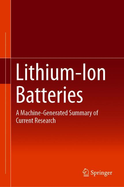 lithium-ion batteries_book cover